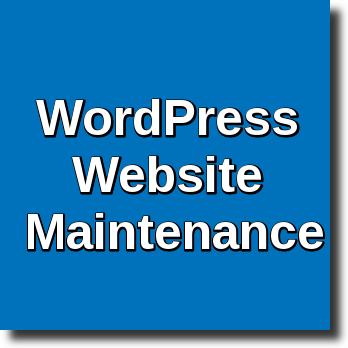 Website maintenance services, Price as low as 60 USD monthly